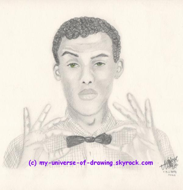 Stromae by AngelRainbow